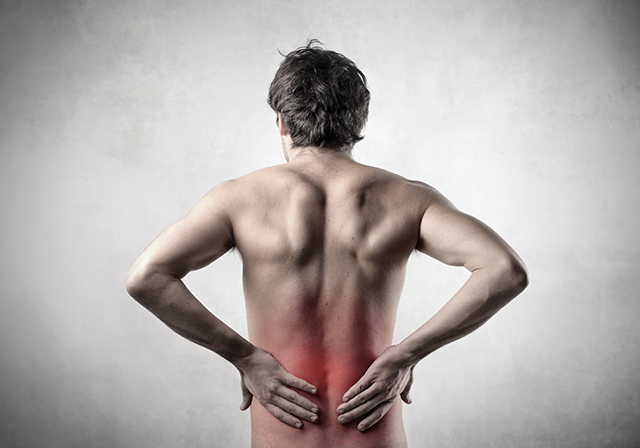 Treatment for backache at Foundation Chiropractic in Meridian